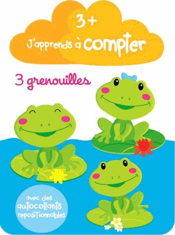 J'APPRENDS A COMPTER 3+