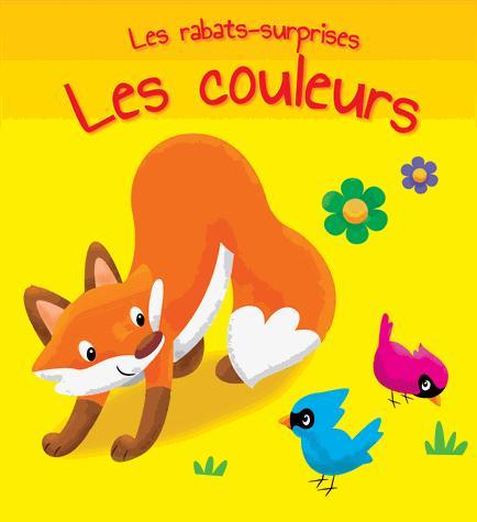 COULEURS (LES): LES RABATS-SURPRISES