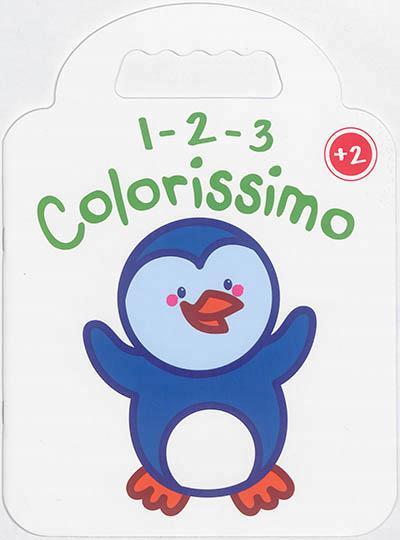1 2 3 COLORISSIMO PINGUOIN +2