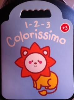 1 2 3 COLORISSIMO LION +3