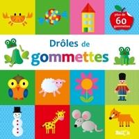 DROLES DE GOMMETTES (POMME)