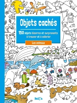 OBJETS CACHES - LES ANIMAUX
