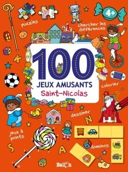 100 JEUX : SAINT-NICOLAS  DES 4 ANS
