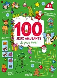100 JEUX : JOYEUX NOEL DES 4 ANS