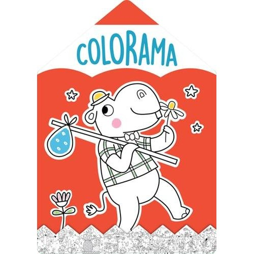 COLORAMA HIPPO ROUGE