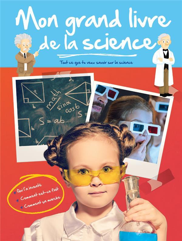 GRAND LIVRE DE LA SCIENCE (MON)