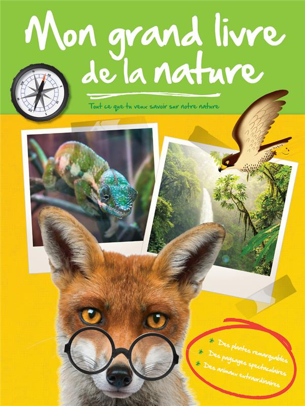 GRAND LIVRE DE LA NATURE (MON)