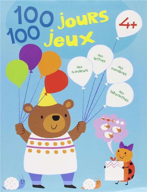 100 JOURS 100 ACTIVITES 4+