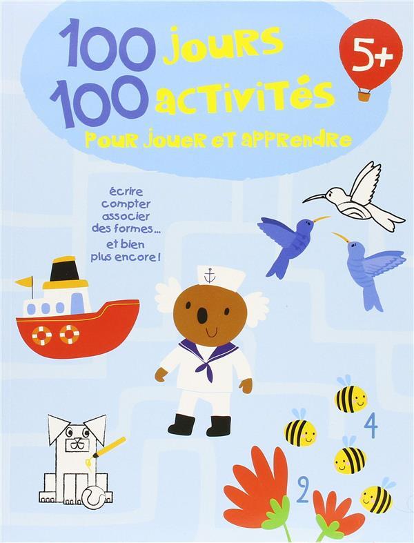 100 JOURS 100 ACTIVITES 5+