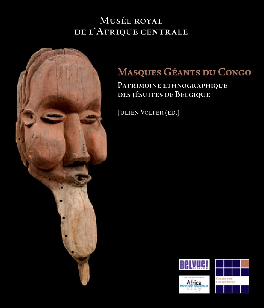 MASQUES GEANTS DU CONGO  -