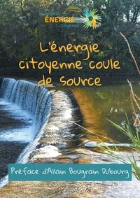 L'ENERGIE CITOYENNE COULE DE SOURCE
