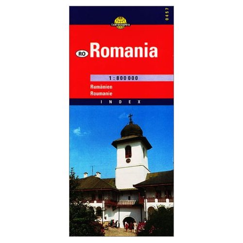 ROMANIA (CARTOG)