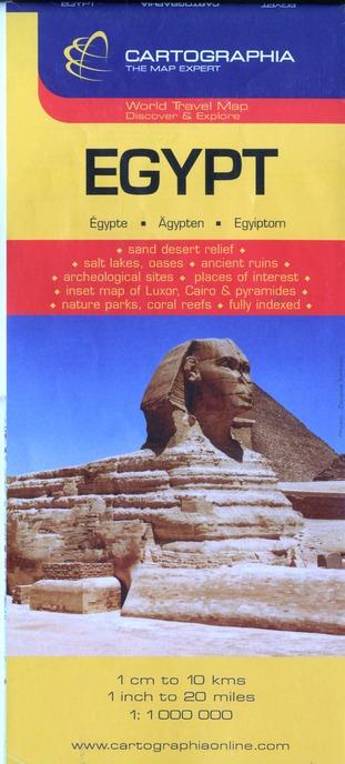 EGYPT (CARTOG)