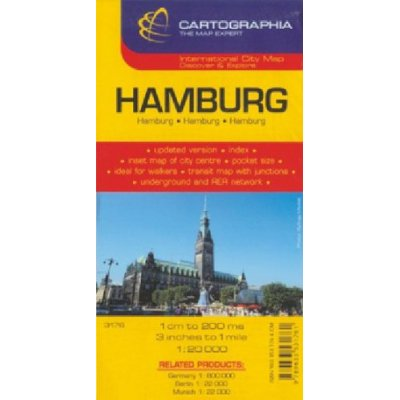 HAMBURG (PLAN CARTOGRAPHIA)