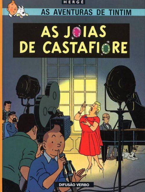 BIJOUX DE LA CASTAFIORE (PORTUGAIS VERBO COED) (LES)