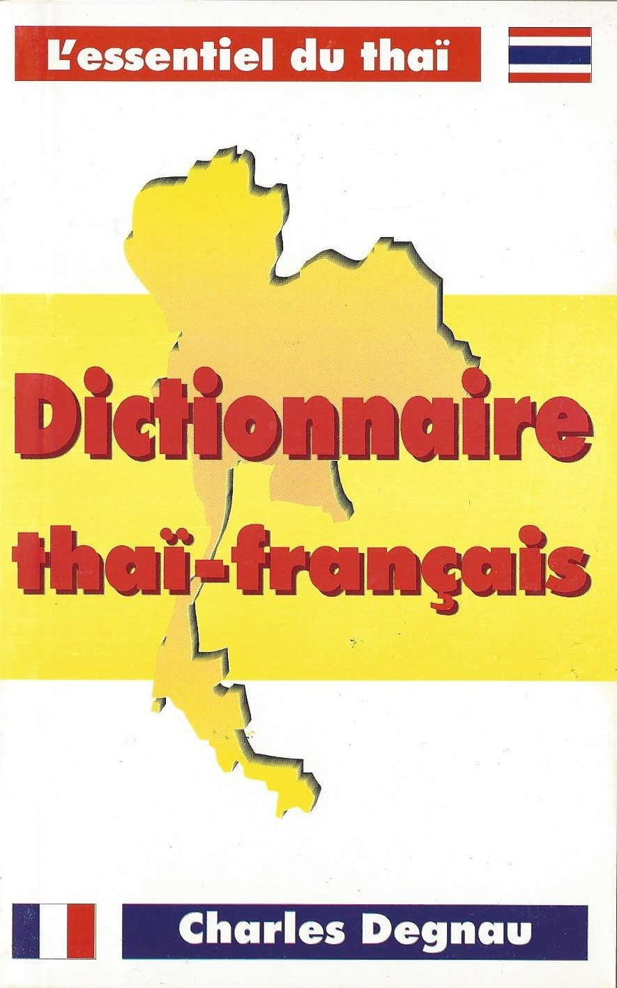 DICTIONNAIRE THAI-FRANCAIS