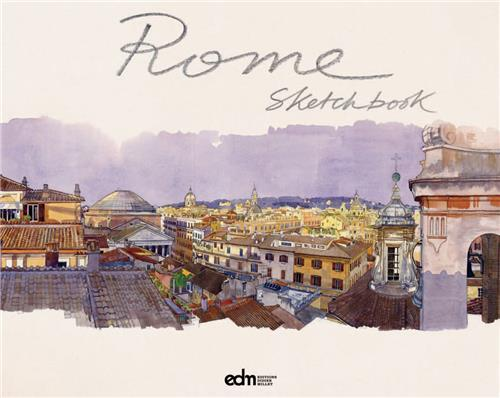 ROME SKETCHBOOK /ANGLAIS