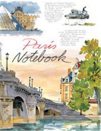 PARIS NOTEBOOK /ANGLAIS
