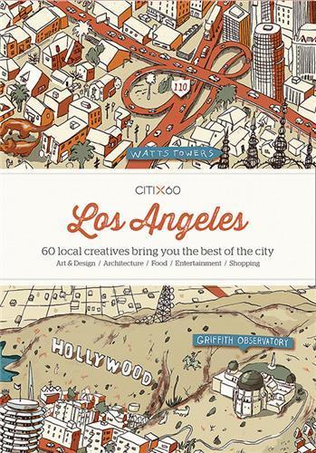 CITI X60 LOS ANGELES /ANGLAIS