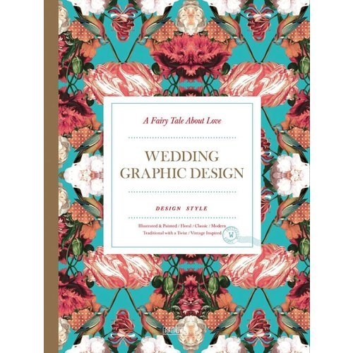 A FAIRY TALE ABOUT LOVE : WEDDING GRAPHIC DESIGN /ANGLAIS