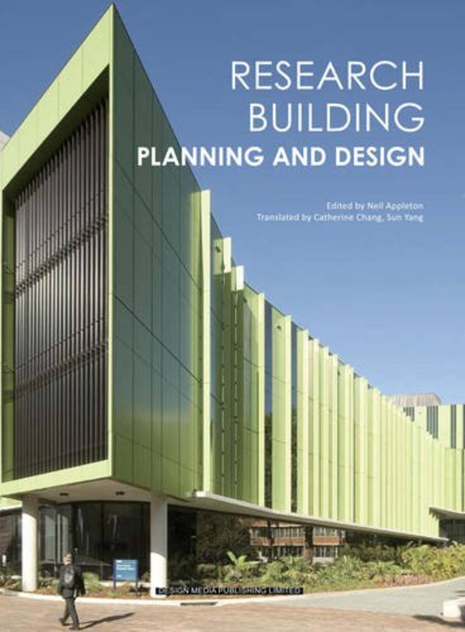 RESEARCH BUILDING PLANNING AND DESIGN - PLANNING AND DESIGN.
