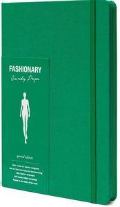 FASHIONARY CANDY POPS MINT WOMENS A5 /ANGLAIS