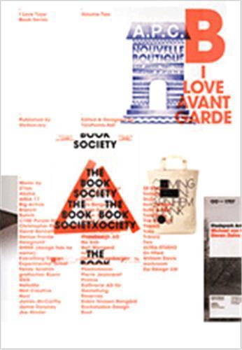 I LOVE TYPE 02 - AVANT GARDE /ANGLAIS