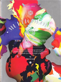 PALETTE 02 MULTICOLOUR NEW RAINBOW-HUED GRAPHICS /ANGLAIS