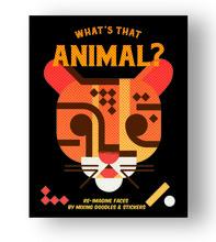 WHAT'S THAT ANIMAL? /ANGLAIS