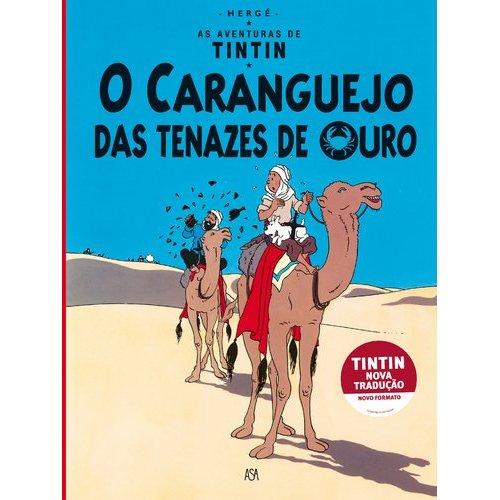 LE CRABE AUX PINCES D'OR (PORTUGAIS NE 2011)