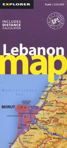 **LEBANON ROAD MAP