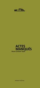 ACTES MANQUES
