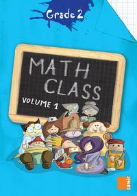 MATH CLASS GRADE 2  WORKBOOK VOLUME 1