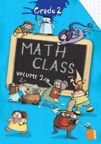 MATH CLASS GRADE 2 - WORKBOOK VOLUME 2