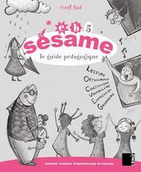 SESAME EB5 -  GUIDE PEDAGOGIQUE