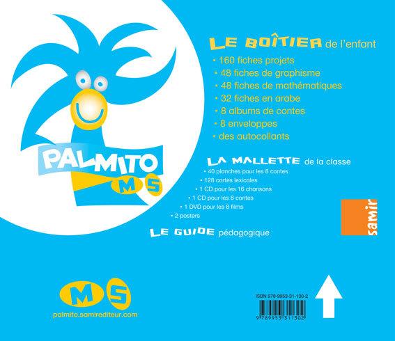 PALMITO MS - BOITIER