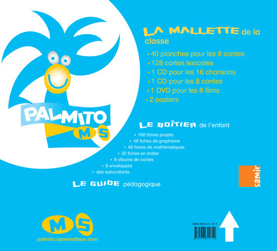 PALMITO MS - MALLETTE