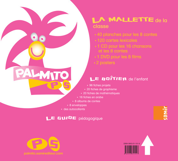PALMITO PS - MALLETTE