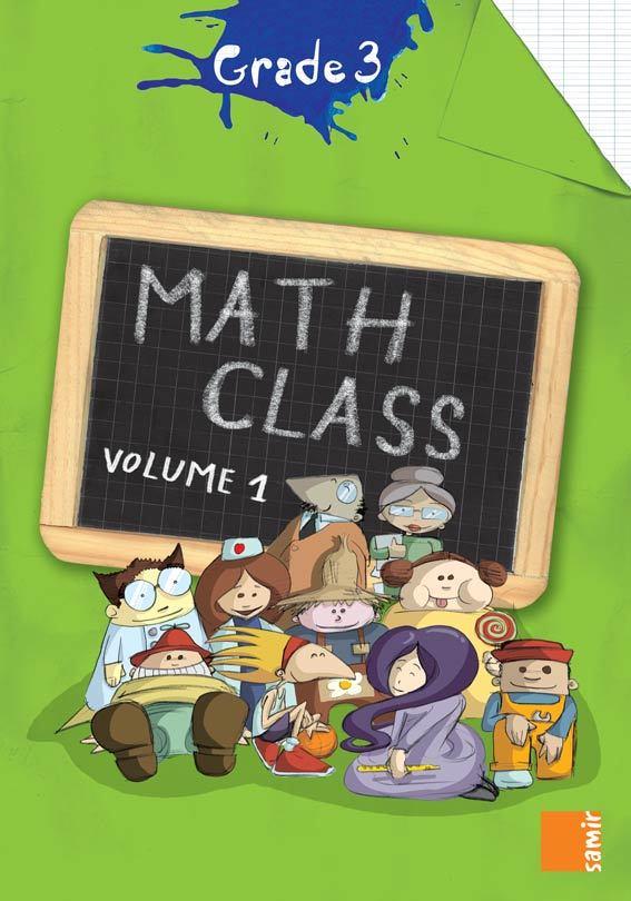 MATH CLASS GRADE 3  WORKBOOK VOLUME 1