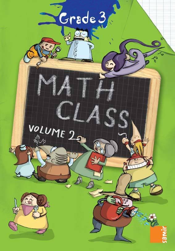 MATH CLASS GRADE 3 - WORKBOOK VOLUME 2