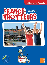 LIVRE NIVEAU 1 - FRANCE-TROTTEURS 1