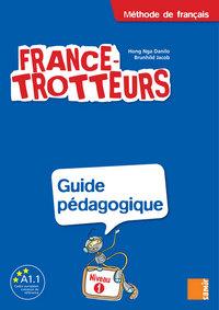 FRANCE-TROTTEURS NIVEAU 1  GUIDE NUMERIQUE
