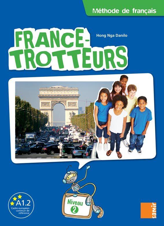 LIVRE NIVEAU 2 - FRANCE-TROTTEURS 2