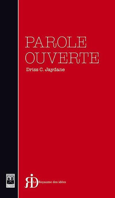PAROLE OUVERTE