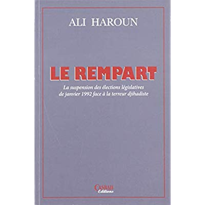 REMPART, (LE) - LA SUSPENSION DES ELECTIONS LEGISLATIVES DE JANVIER 1992