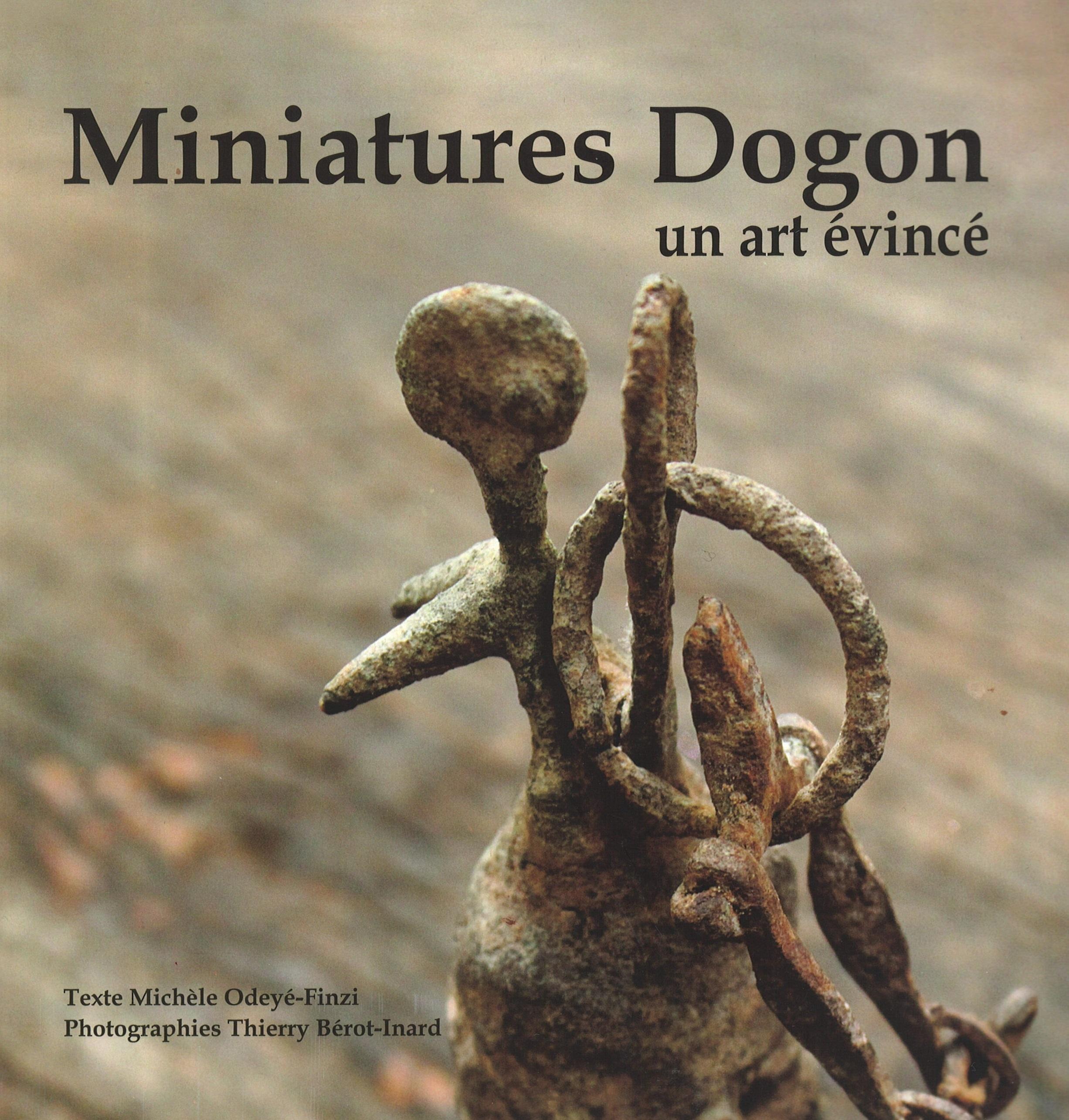 MINIATURES DOGON, UN ART EVINCE