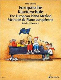 EUROPAISCHE KLAVIERSCHULE 1 PIANO