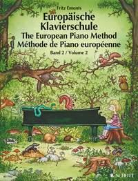 METHODE DE PIANO EUROPEENNE VOLUME 2