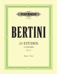ETUDES(24) OP.29 PIANO