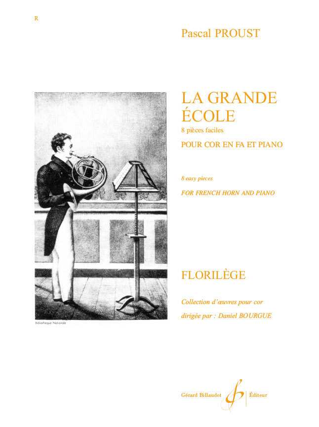 LA GRANDE ECOLE - 8 PIECES FACILES